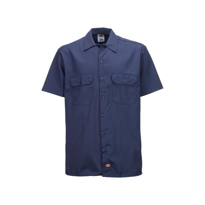 Dickies Hemd - Work Blau