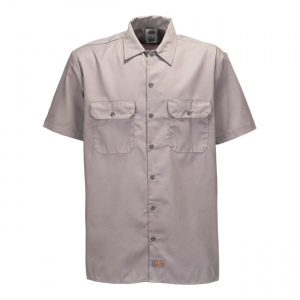Dickies Shirt - Work Grey