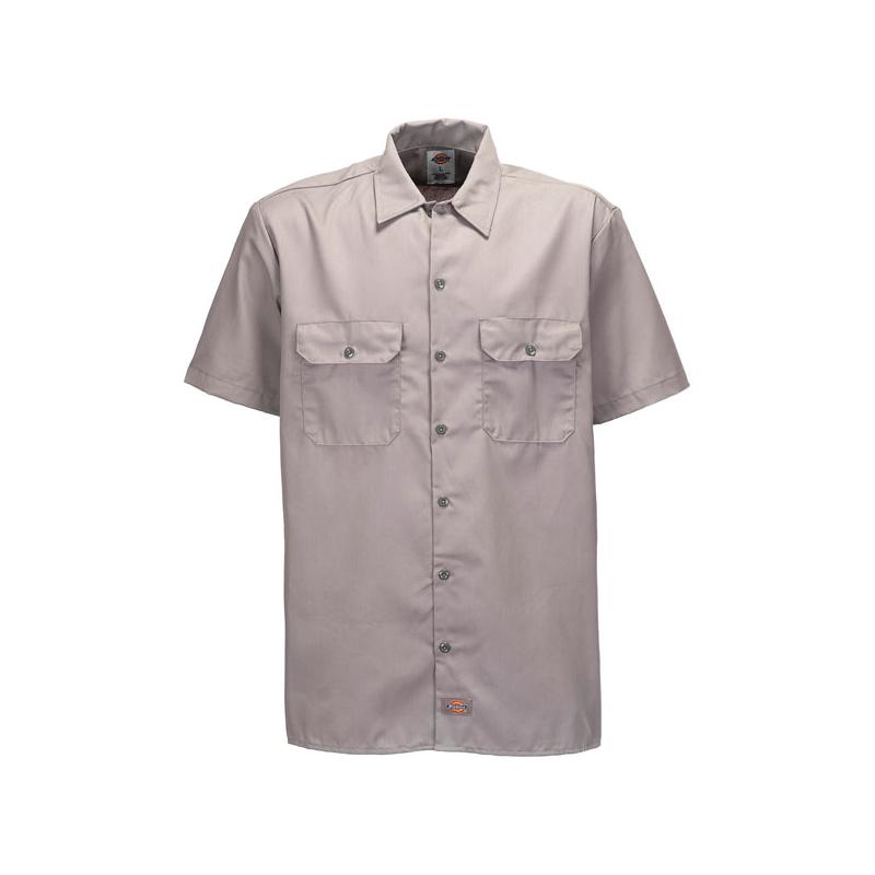 Dickies Shirt - Work Grey