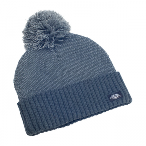 Dickies Bobble Beanie - Jonesville Charcoal Grey