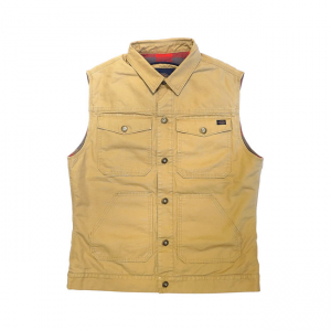 Dickies Vest - MC Half Hog Canvas Beige