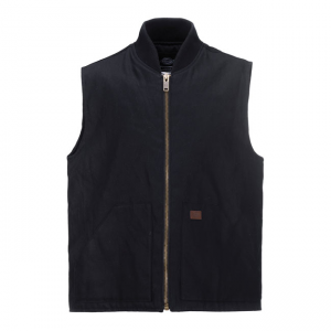 Dickies Vest - Dellwood Black