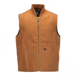 Dickies Vest - Dellwood Brown