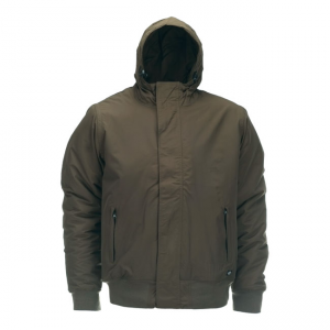 Dickies Jacket - Cornwell Zip Dark Olive