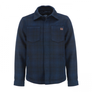 Dickies Jacket - Charlestown Zip Blue