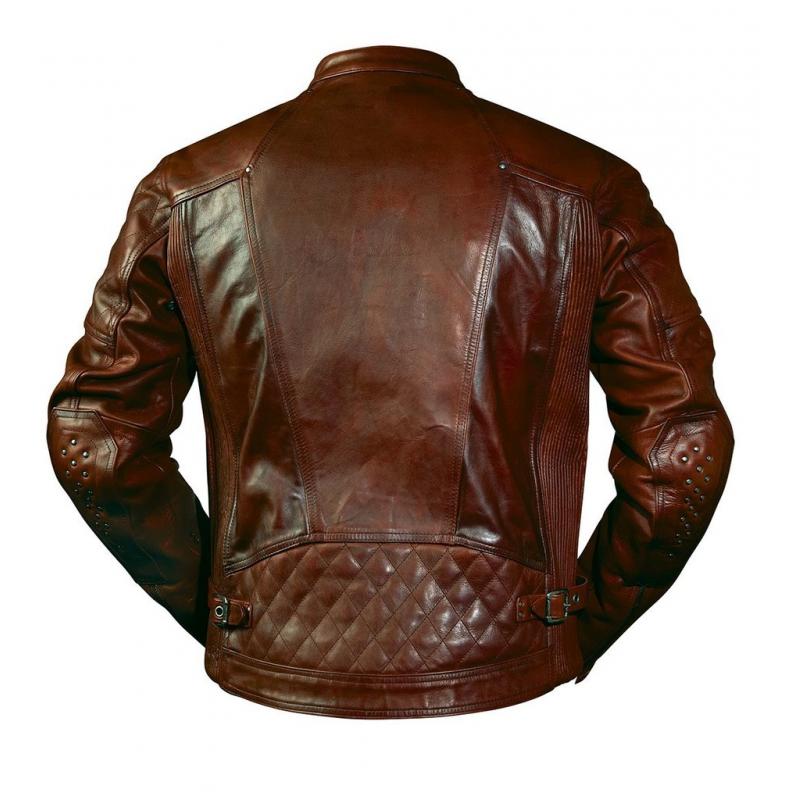 b6799af77 Roland Sands Leather Jacket - Clash Tobacco