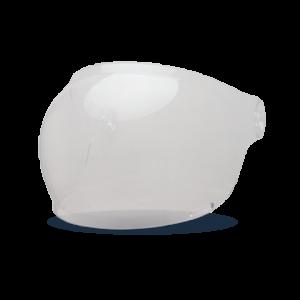 Bell Bubble Visier - Bullitt Clear - schwarze Lasche