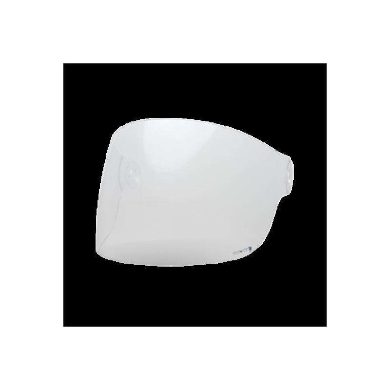 Bell Flat Visor - Bullitt Clear - black tab