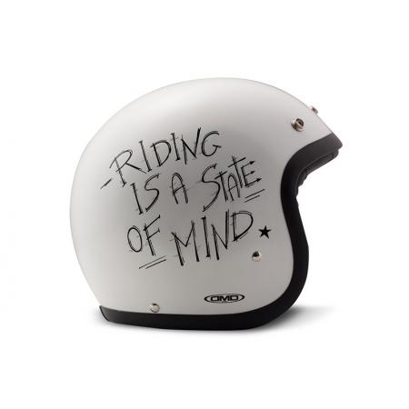 DMD Helmet Vintage - Oldie with ECE