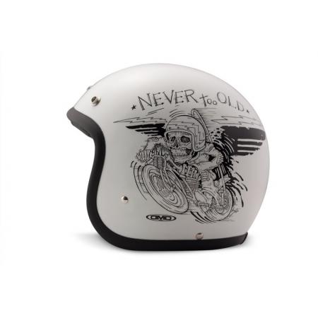 DMD Helm Vintage - Oldie mit ECE