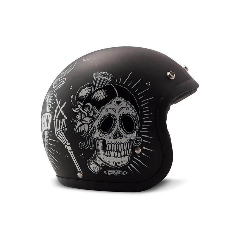 DMD Helm Vintage - Sin Fin mit ECE