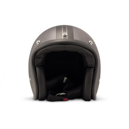 DMD Helmet Vintage - Grey with ECE