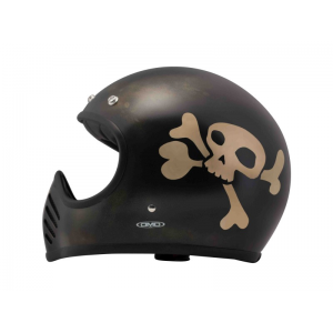 DMD Helm Seventy Five - Little Skull mit ECE