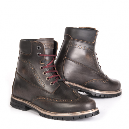 Stylmartin Boots - Wave Brown