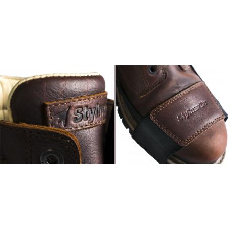 Stylmartin Schuhe - Ace Braun