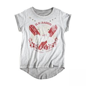 Rokker Frauen T-Shirt - El Paradiso