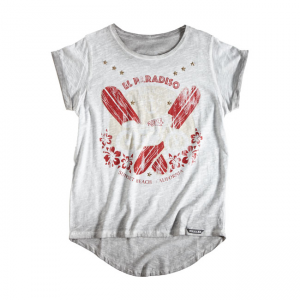 Rokker Ladies T-Shirt - El...