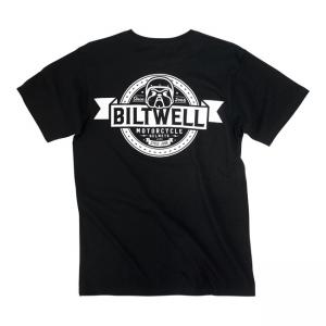 Biltwell T-Shirt - Bulldog
