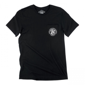 Biltwell T-Shirt - Deer Skull Pocket