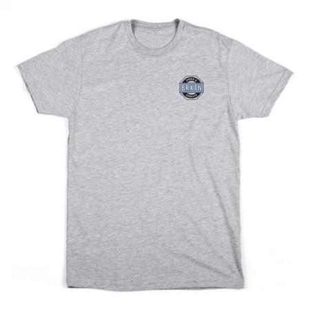 Brixton T-Shirt - Octane