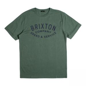 Brixton T-Shirt - Gasket Grün
