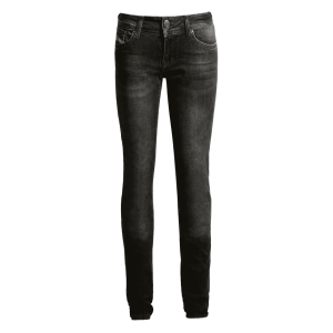 John Doe Ladies Jeans - Betty Vintage Slim Black