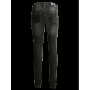 John Doe Ladies Jeans - Betty Vintage Slim Black