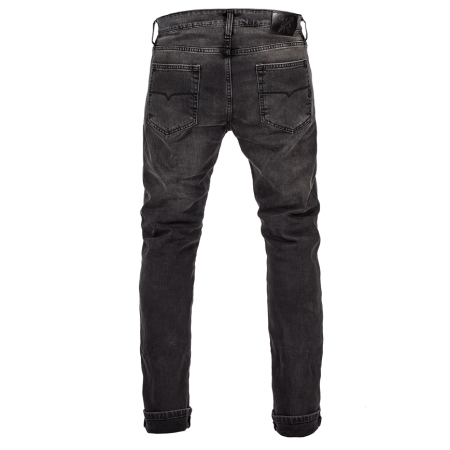 John Doe Jeans - Ironhead Mechanix Schwarz