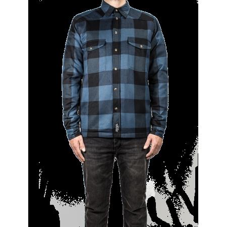 John Doe Shirt - Motoshirt Blau