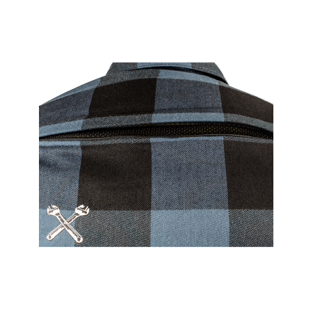 John Doe Shirt - Lumberjack Blau