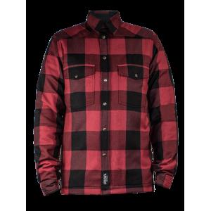 John Doe Shirt - Motoshirt Red