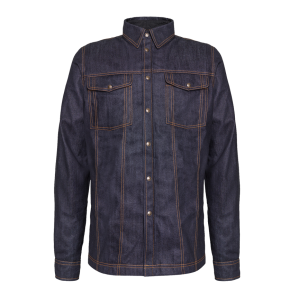 John Doe Shirt - Motoshirt Denim Raw
