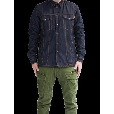John Doe Shirt - Lumberjack Denim Raw
