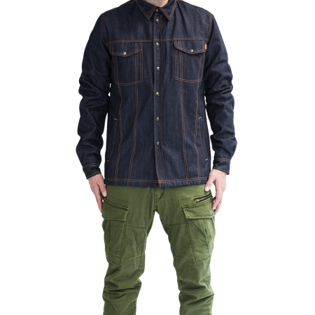 John Doe Shirt - Lumberjack Denim Raw