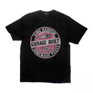 King Kerosin T-Shirt - Garage Built