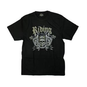 King Kerosin T-Shirt - Riding