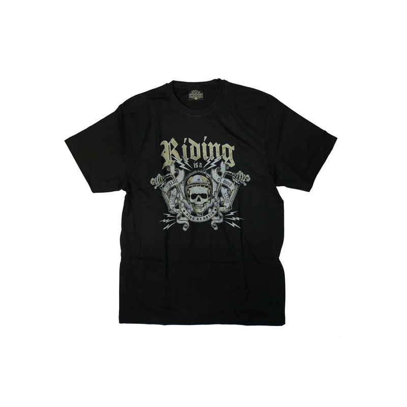 King Kerosin T-Shirt - Riding