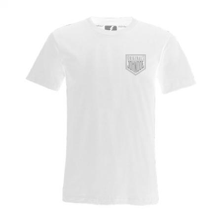 John Doe T-Shirt - Original Weiss
