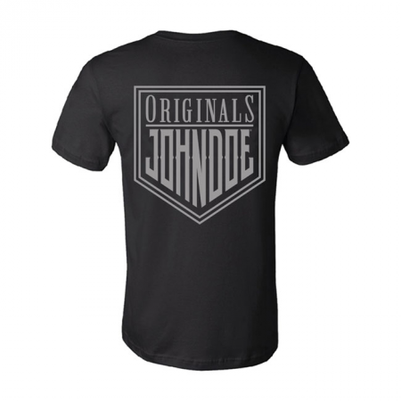 John Doe T-Shirt - Original Black