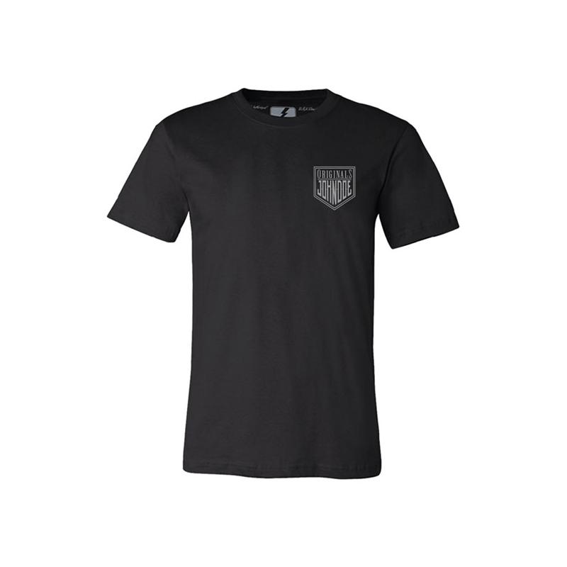 John Doe T-Shirt - Original Schwarz