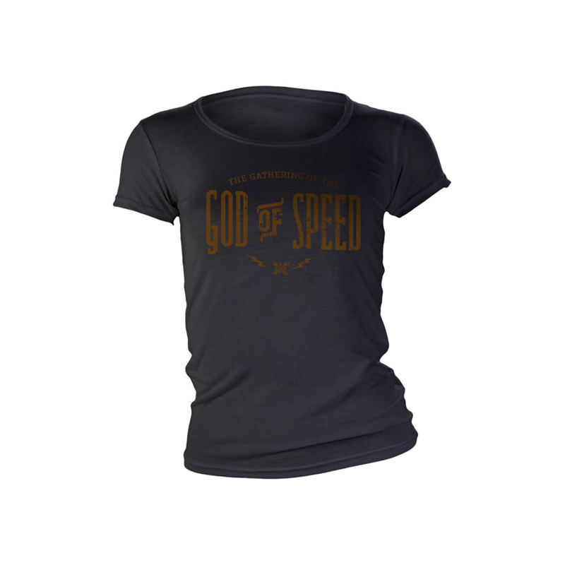 John Doe Ladies T-Shirt - God of Speed