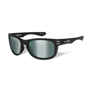Wiley X Brille - Hudson Platinum Flash Green