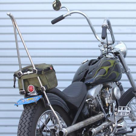 Biltwell Bag - EXFIL-7 Green