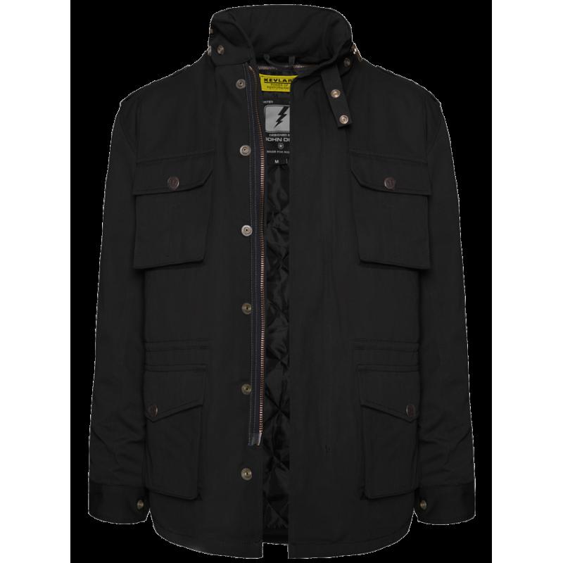 John Doe Jacket - Kamikaze Field Black