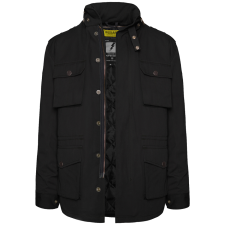 John Doe Jacket - Kamikaze Field Black