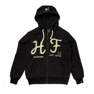 Holy Freedom Zip Hoodie - Uppercase
