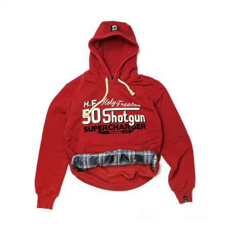 Holy Freedom Hoodie - Shotgun
