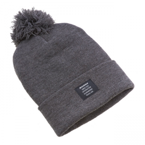 Dickies Beanie - Edgeworth Bobble Dunkelgrau