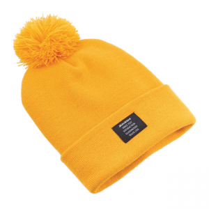 Dickies Beanie - Edgeworth Bobble Gold Orange