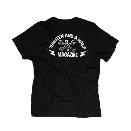 13 1/2 T-Shirt - Logo Black